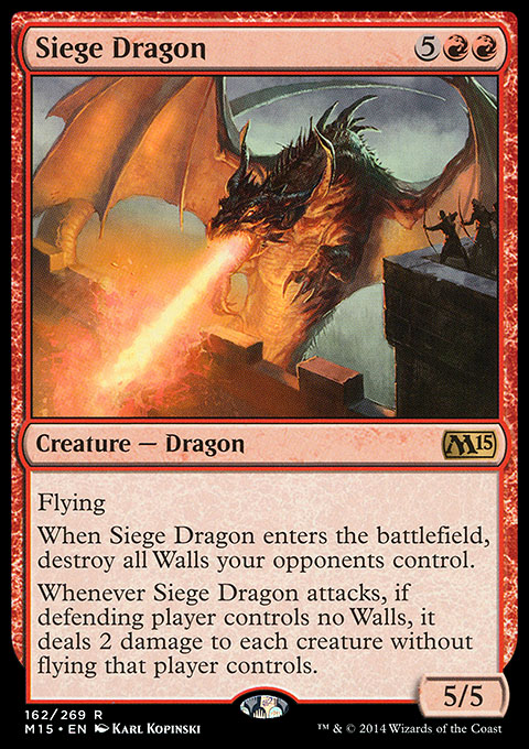 Siege Dragon