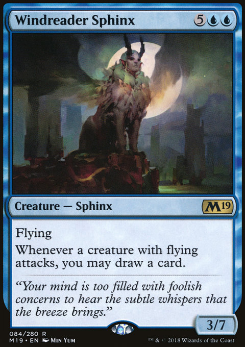 Windreader Sphinx