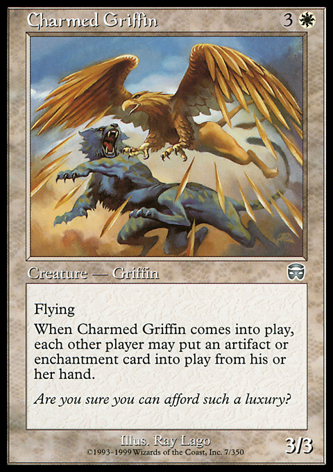 Charmed Griffin