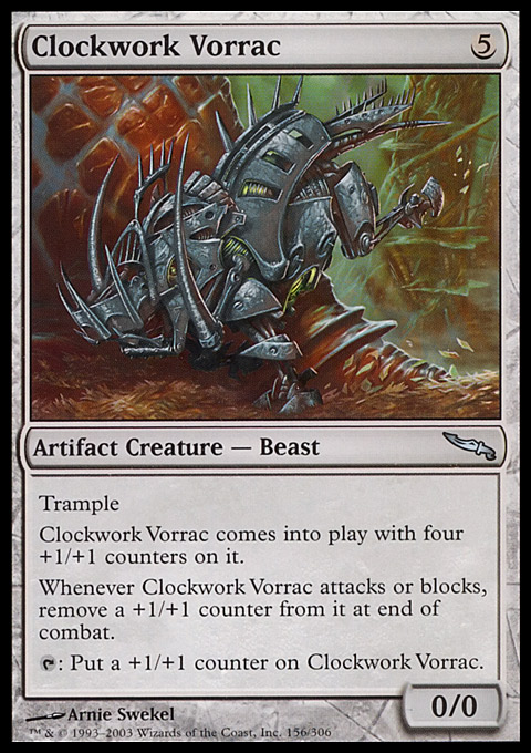Clockwork Vorrac