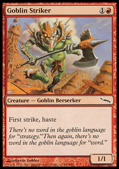 Goblin Striker