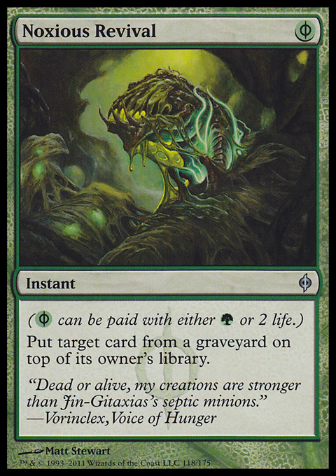 Noxious Revival