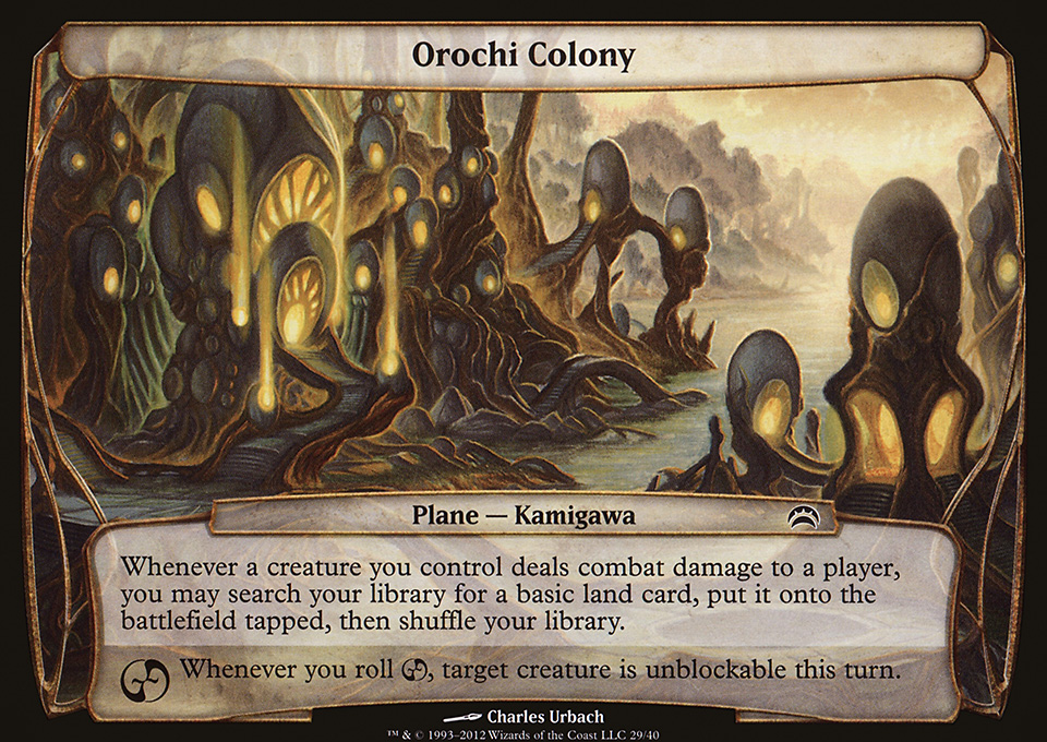 Orochi Colony