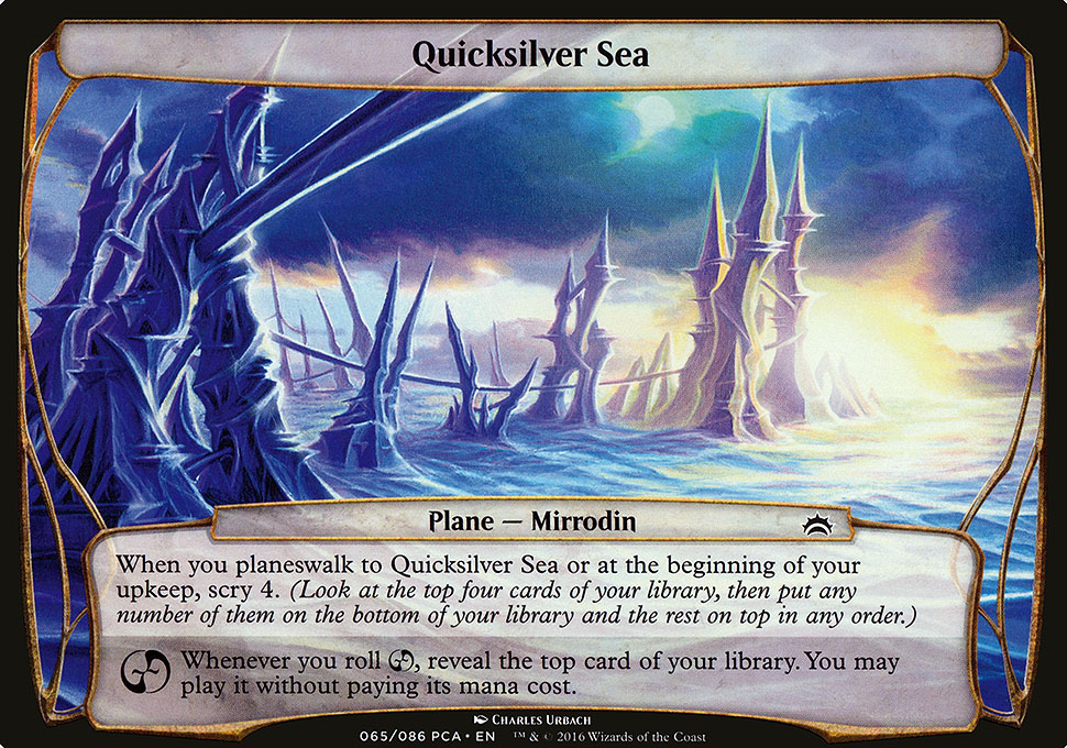 Quicksilver Sea