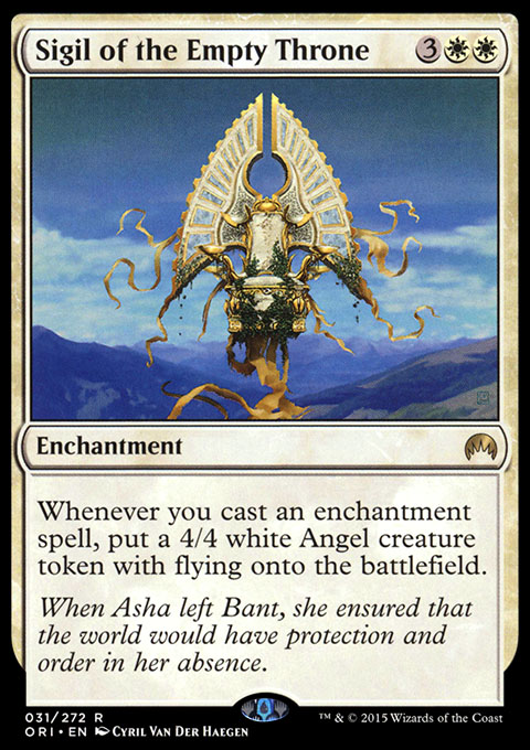 Sigil of the Empty Throne