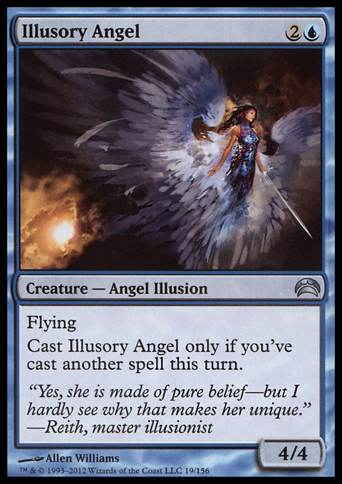 Illusory Angel