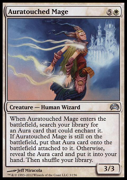 Auratouched Mage