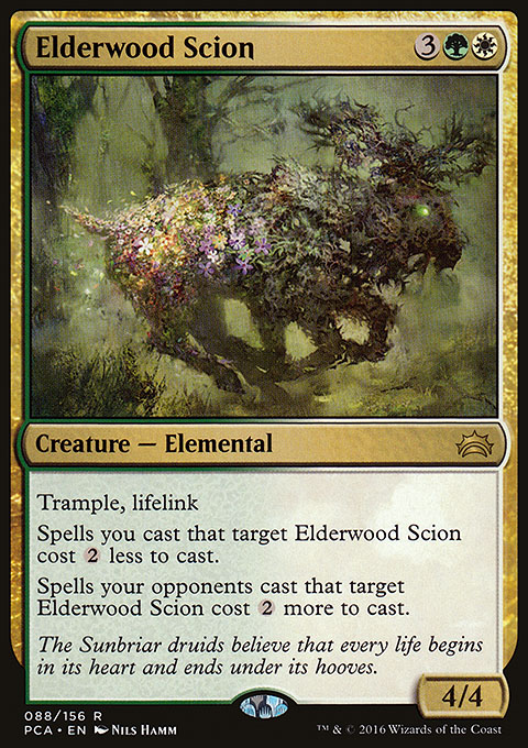 Elderwood Scion