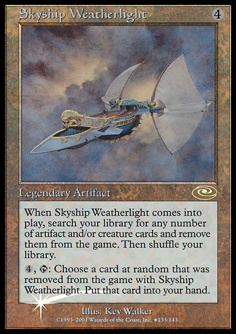 Skyship Weatherlight
