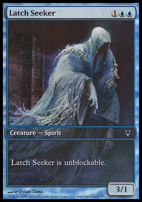 Latch Seeker