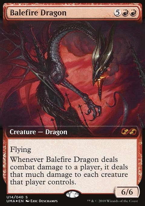 Balefire Dragon