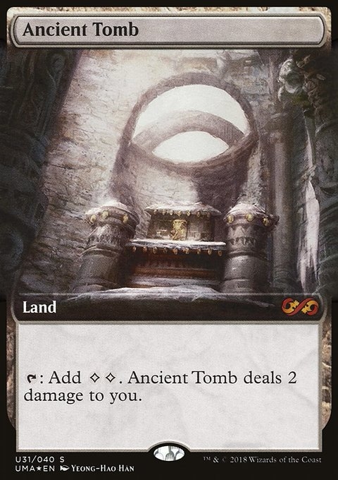 Ancient Tomb