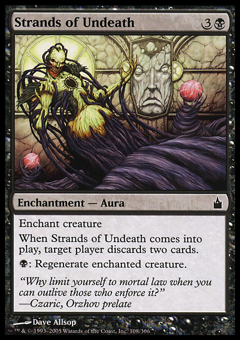 Strands of Undeath