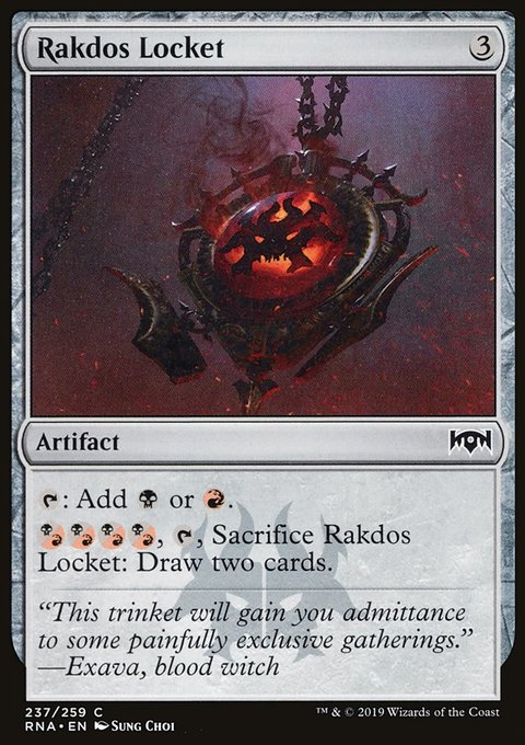 Rakdos Locket