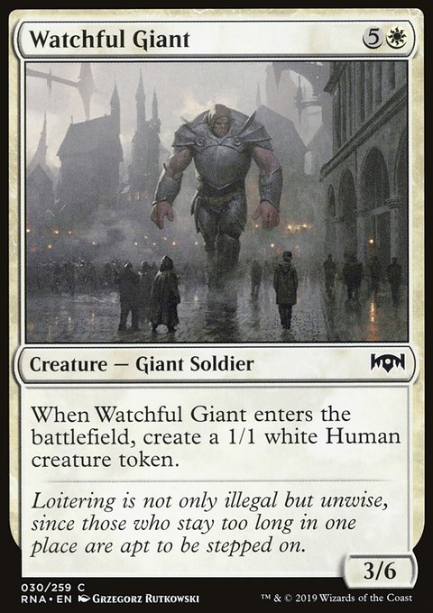 Watchful Giant