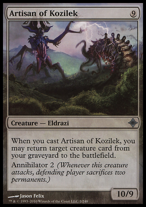 Artisan of Kozilek