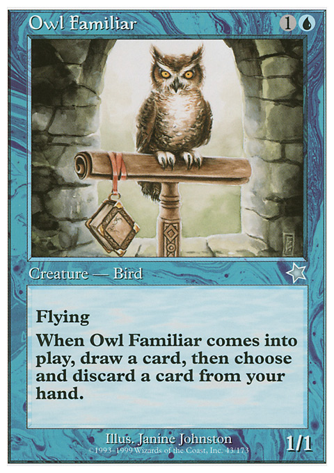 Owl Familiar
