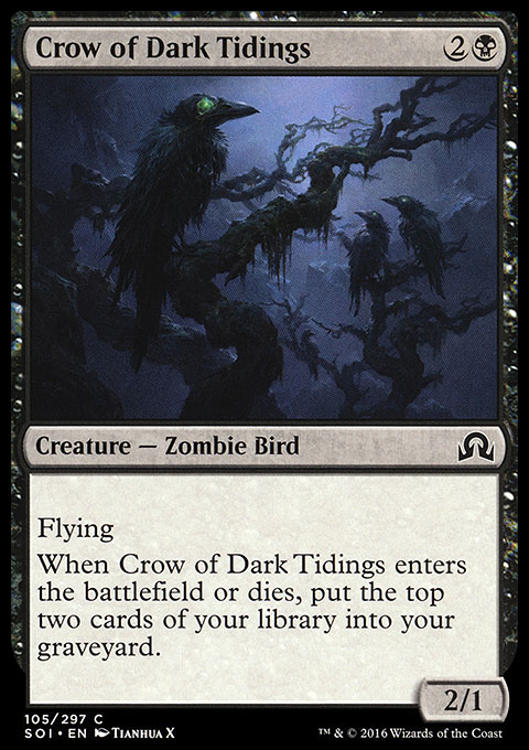 Crow of Dark Tidings