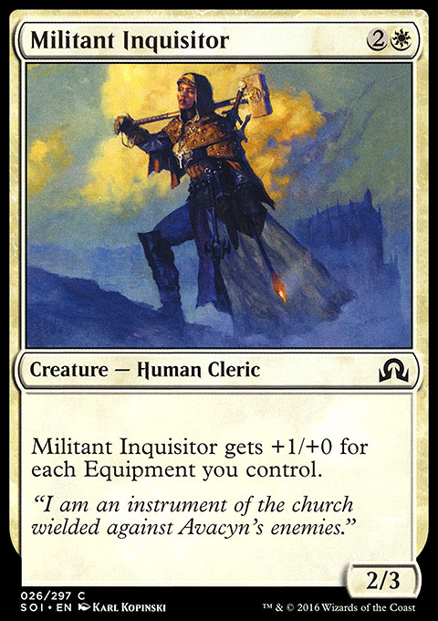 Militant Inquisitor