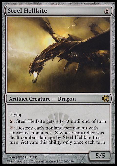 Spellbound Dragon Zaubergebundener Drache Commander 2017 Magic