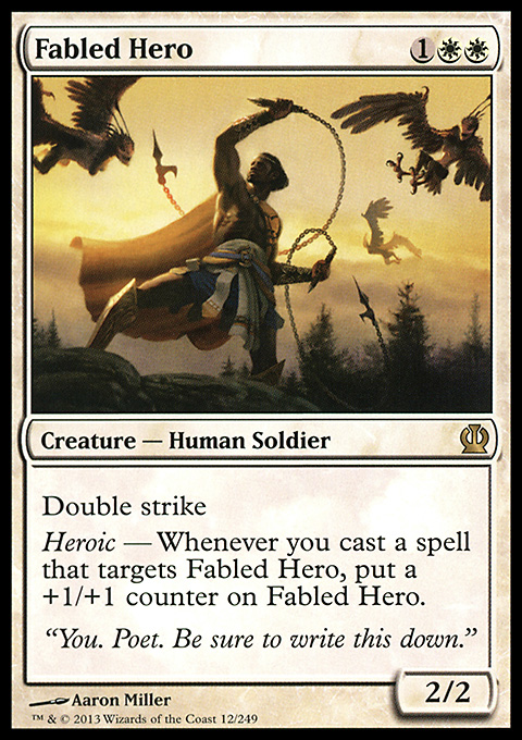 Fabled Hero