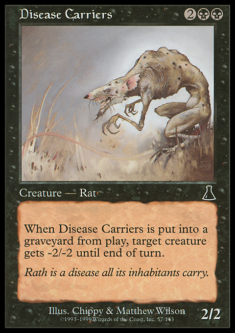 Disease Carriers