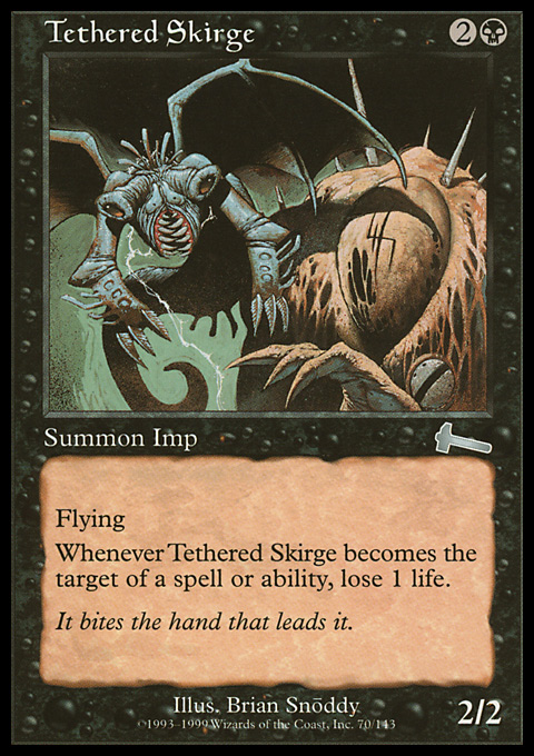 Tethered Skirge