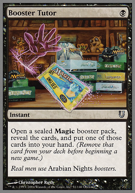 Booster Tutor