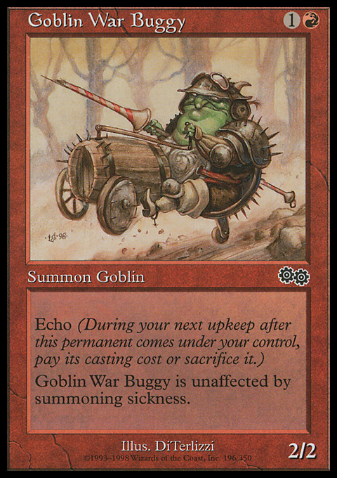 Goblin War Buggy