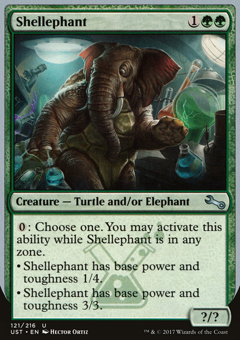 Shellephant
