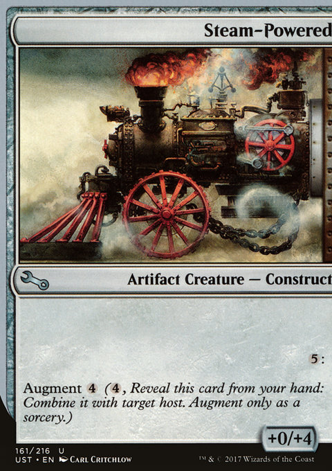 Steam-Powered