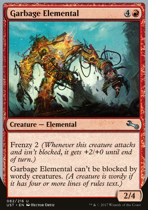 Garbage Elemental (a)