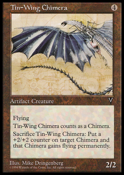 Tin-Wing Chimera
