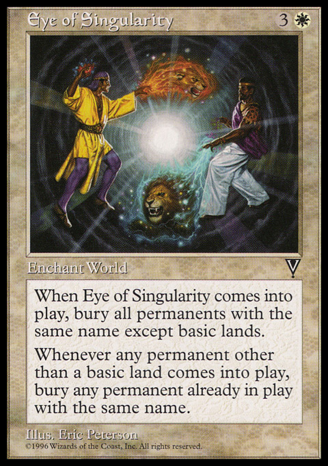 Eye of Singularity