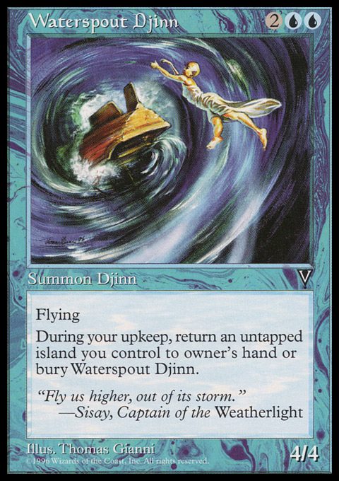 Waterspout Djinn