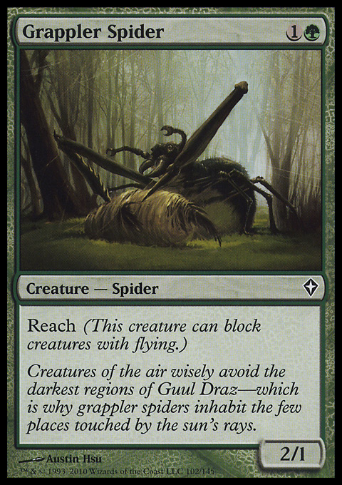 Grappler Spider