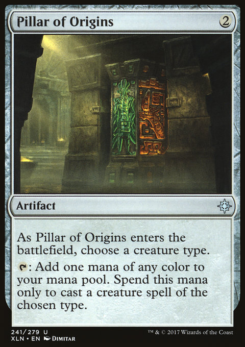 Pillar of Origins